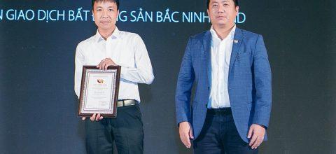 Vinh danh những cá nhân tập thể tiêu biểu của Bac Ninh Land
