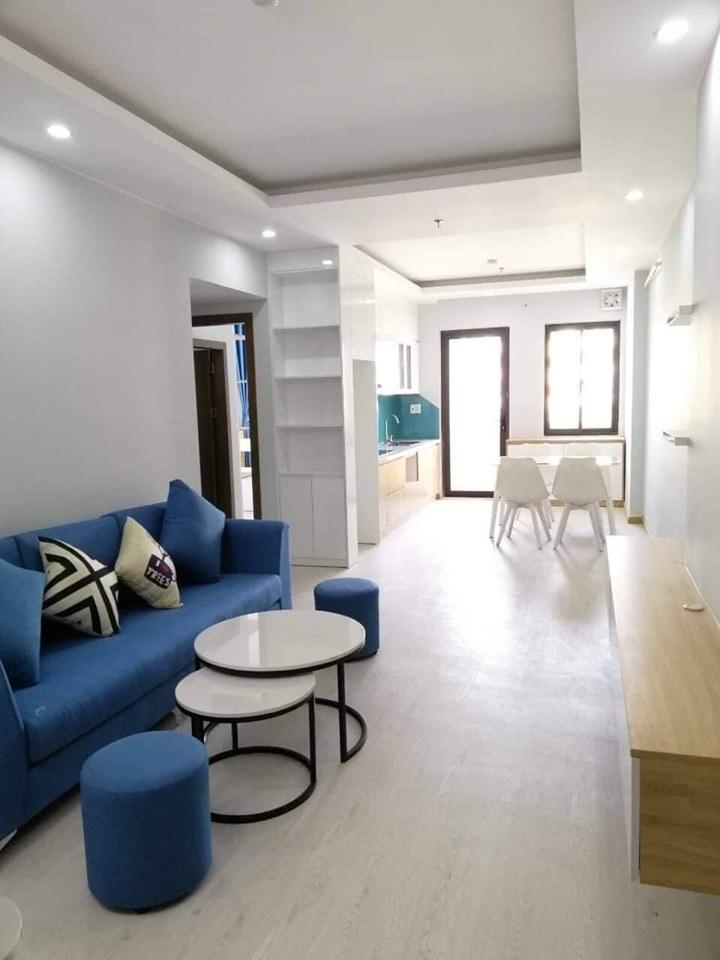 Cho thuê chung cư Cát Tường ECO 2PN 2VS full nội thất