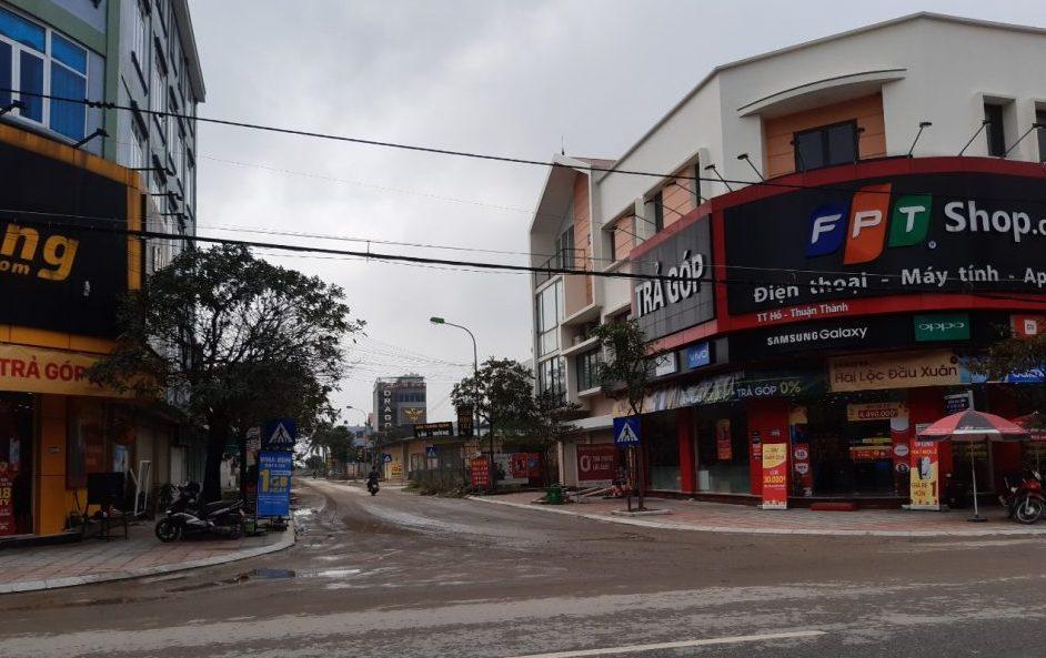 Một số tiện ích của khu đô thị Dabaco Thuận Thành, thị trần Hồ, Thuận Thành, Bắc Ninh