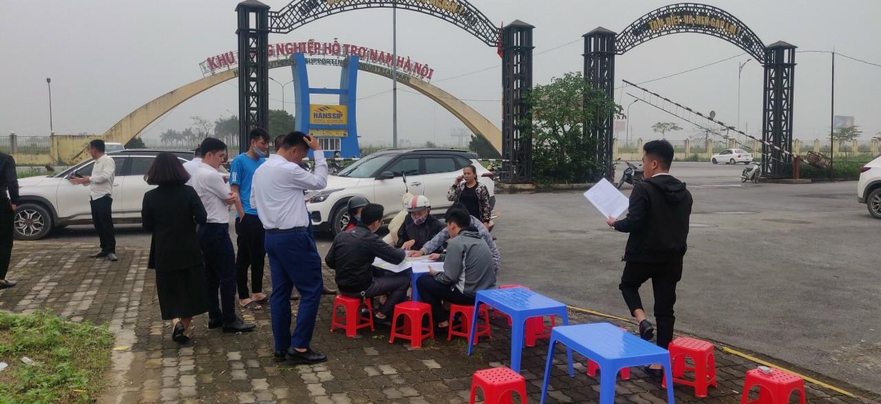 Inoha City Phú Xuyên