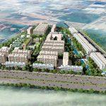 Cát tường Smart City Yên Phong - Phối cảnh 3D